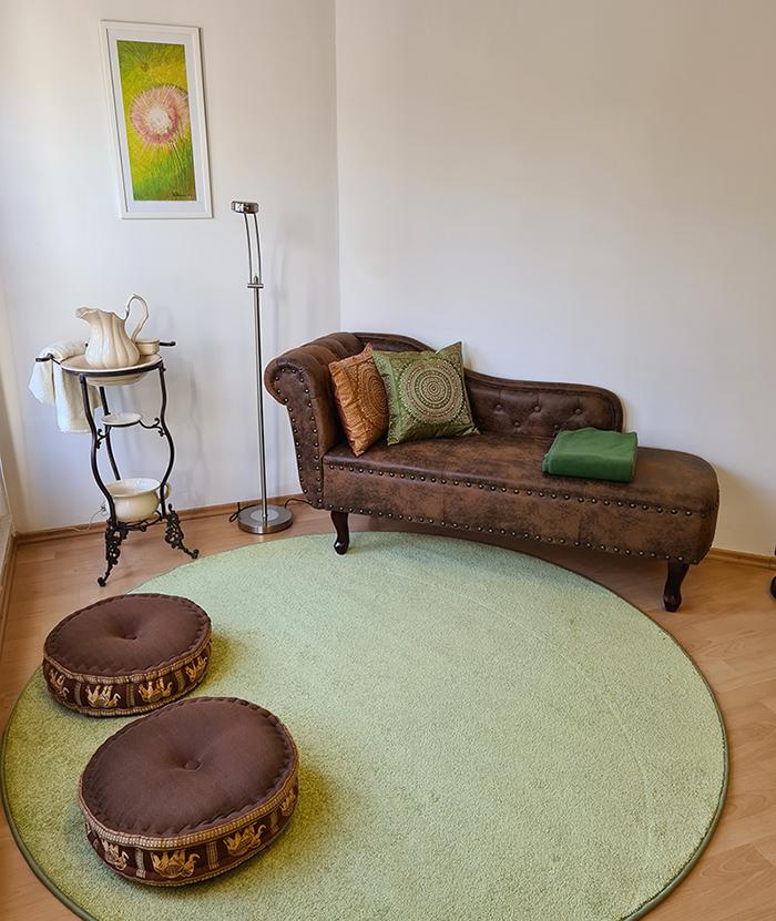 Behandlungssetting Praxis Eisenstadt