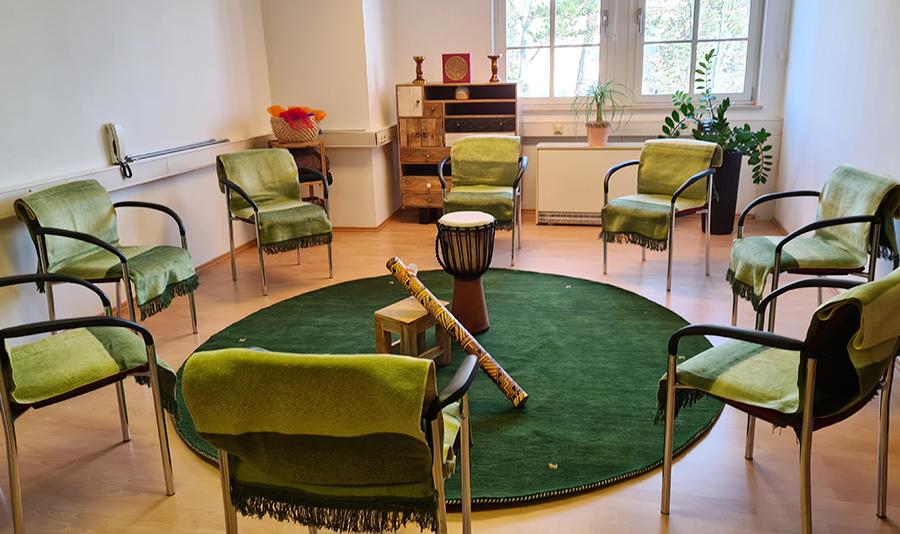 Gruppentherapie Setting Praxis Eisenstadt