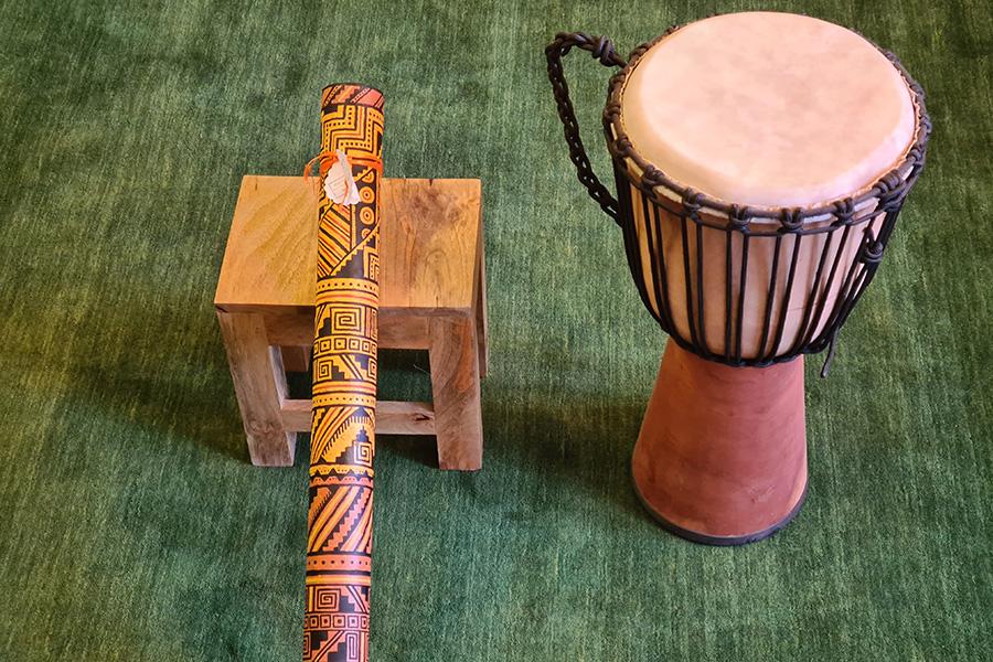 Musikinstrumente für das Skillstraining in der Praxis Eisenstadt